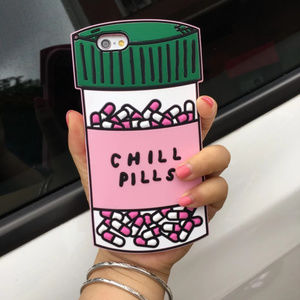 ban.do chill pills silicone iPhone cover iPhone 7